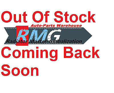 New Replacement Aluminum Radiator for 98-02 Chevy Prizm 1.8L L4 Fits CU2198