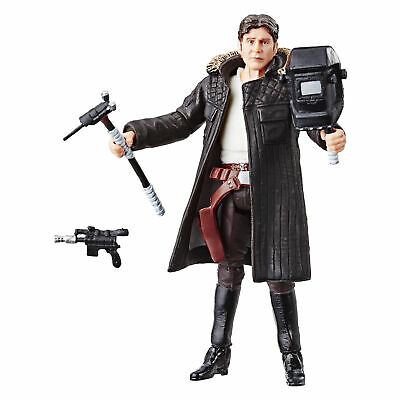 Star Wars: The Empire Strikes Back Han Solo (Echo Base) 3.75-inch Figure