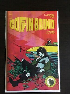 NM UNREAD Coffin Bound #1 Image Comics 1st First Print 2019 HOT SOLD OUT