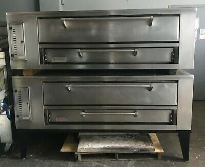 Pizza Oven Marsal Double Stack SD-660 (USED)