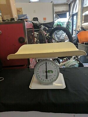 Vintage Sears Baby Scale up to 25 pounds