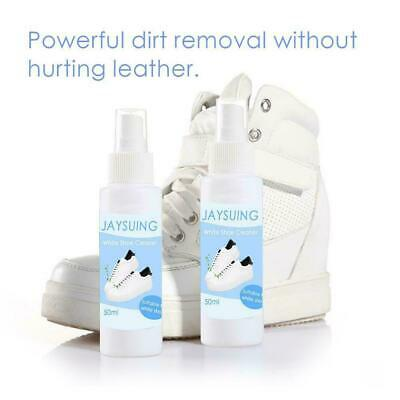 Magic White Shoe Cleaner Shoe Tool Cream Casual Shoes Decontamination New H8T4