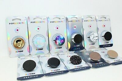 PopSockets Cell Phone Swappable Collapsible Grip & Stand for Phones and Tablets