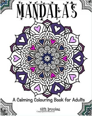 Mandala Colouring Books for Adults: MandDesigns and Patterns