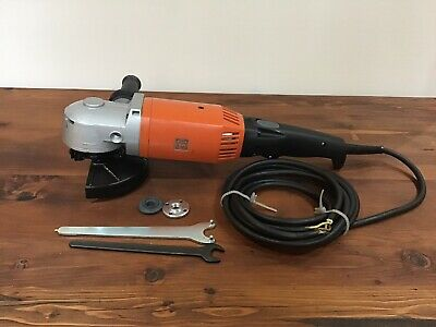 "Fein High Frequency Angle Grinder MSfo 869-1d, 3100w, 180mm/7"" Made in Germany"