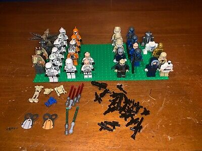X15 Lot Custom Blasters Blaster Weapon PACK for Star Wars Lego Minifigures #2