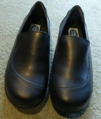 24 hour comfort leather shoes, 9 E