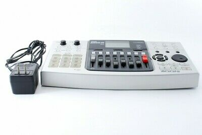 Zoom MRS-8 multitrack recording Studio Recorder w/SD card from japan [Very good]