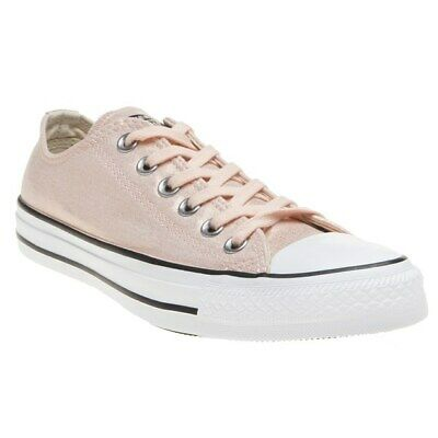 NEU DAMEN CONVERSE NEUTRAL PINK METALLISCH ALL STAR OX