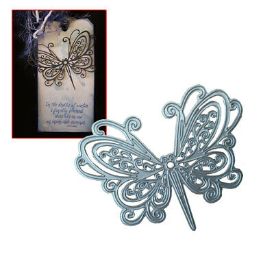 Metal Cutting Dies Butterfly Shape Troquel Flore Cuts DIY Embossing Paper Crafts