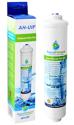 AquaHouse UIFH Compatible for Haier 0060823485A Kemflo Aicro water filter for