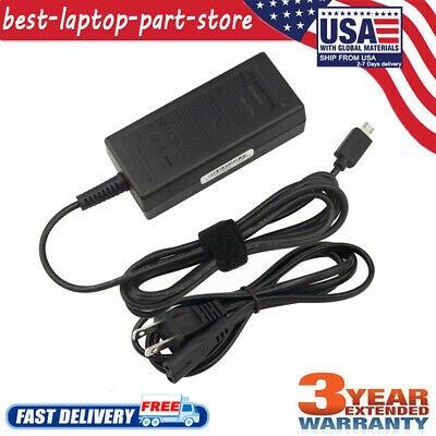 FOR ASUS EEEBOOK X205T X205TA 19V Laptop AC Power Supply