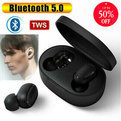 2019 New A6S TWS Airdots Headset Bluetooth 5.0 Earphone Headphone Stereo Earbuds