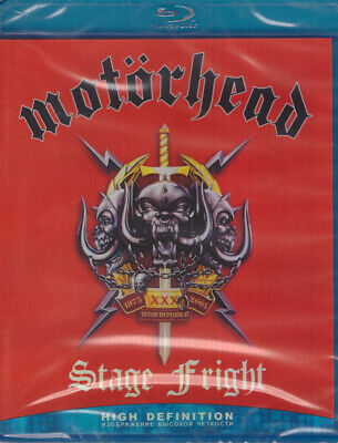 NEW! MOTORHEAD - THE WORLD IS OURS, VOL 1  Blu-ray - $16 90
