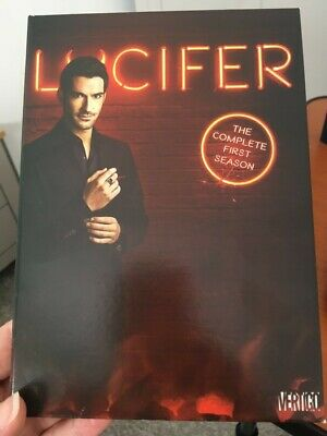 LUCIFER: THE COMPLETE FIRST SEASON (3PC) / (3PK) - DVD - Region 1