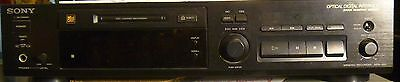 SONY MDS-302 MINIDISC PLAYER fully serviced