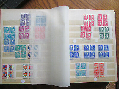 Album Timbres France  Neuf