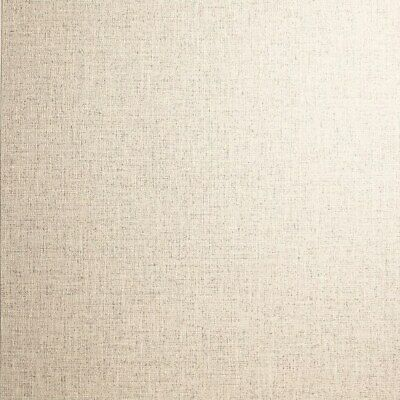 Arthouse County Plain Wallpaper Linen Paste The Wall Heavyweight Grey 295002