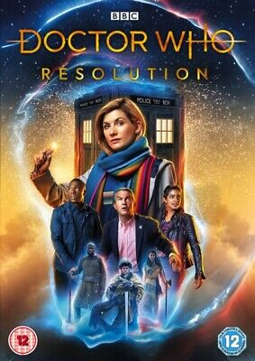 Doctor Who: Resolution (BBC) (DVD, 2019) *NEW/SEALED* FREE P&P
