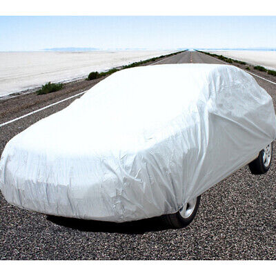 Universal car full cover snow ice dust sun uv shade foldable car outdoor-BF