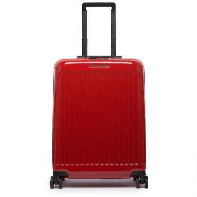 NEW PIQUADRO Trolley Seeker red TSA lock - BV4425SK70-R