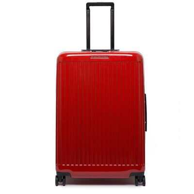 NEW PIQUADRO Trolley Seeker red TSA lock - BV4427SK70-R