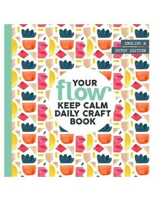 Flow Keep Calm Daily Craft Book, a new release from Flow magazine