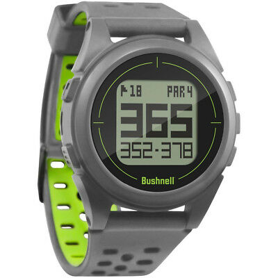 Bushnell iON 2 Golf GPS Watch - Silver/Green (USED)