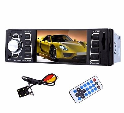 Autoradio 1 Din Universal 1Din Radio MP3 Wifi Aux MP4 Video USB Bluetooth