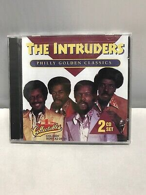 Philly Golden Classics by The Intruders (CD, Mar-2006, 2 Discs, Collectables)