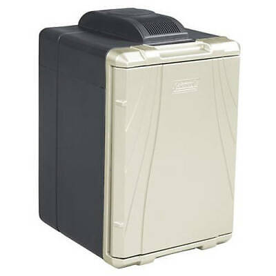 Coleman 40-Quart PowerChill Thermoelectric Cooler With Power Cord Food Drinks
