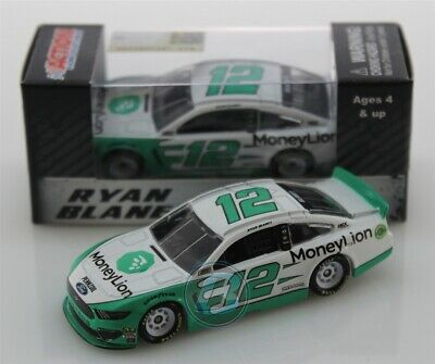 2019 RYAN BLANEY #12 MoneyLion 1:64 Action Diecast In Stock Free Shipping