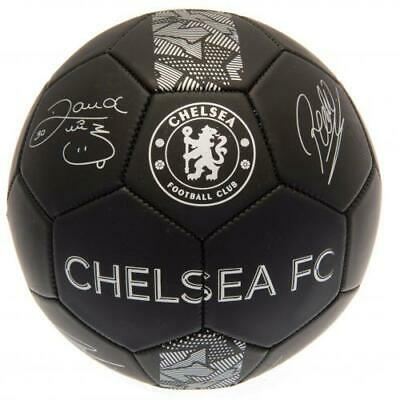 Chelsea Fc Phantom Design Size 5 Signature Football - Official Gift