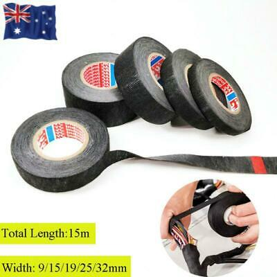 Reduce Noise Fabric Tape Hot Adhesive Cloth Harness Tapes Cable Looms Wiring