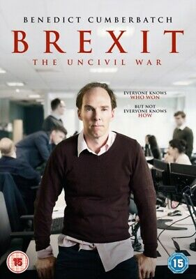 Brexit - The Uncivil War (DVD, 2019) *NEW/SEALED* FREE P&P
