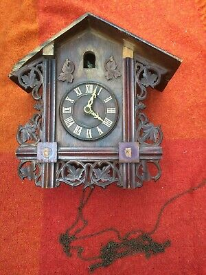 Cuckoo Clock - Spares or Repair