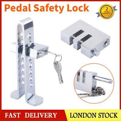 Anti-theft Device Clutch Pedal Lock Car Brake Safety Lock for Accelerator Cars