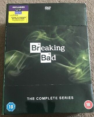 Breaking Bad Complete Series 1-6 Box Set Perfect Condition