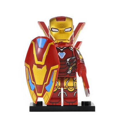 Ironman [MK 85] - Marvel Avengers End Game Lego Moc Minifigure Toys Gift Kids
