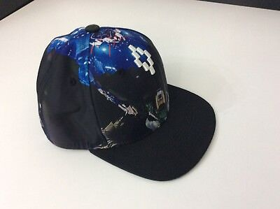 Marcelo BURLON Boys Cap, Hat, Size Age 4-6 Years, Vgc