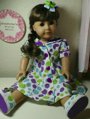Candace Galoob Baby Face Chatty Cathy size 12//13 Fits American Girl Doll Wig