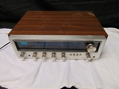 vintage Pioneer Stereo Receiver SX-434 2 channels 75 watts Japan Works