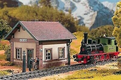 Piko 1/32 Scale Goepplingen Crossing Keepers House Maxi Bn 63002