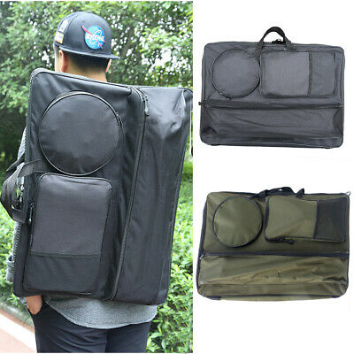 Thickened Waterproof Canvas Backpack Painting Sketch Art Supplies Storage Bag