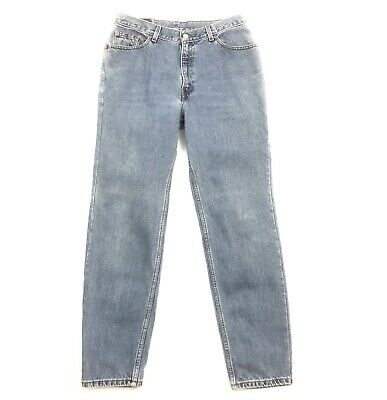 Vintage Levis 512 Womens Size 13 High Waisted Slim Fit Mom Jeans