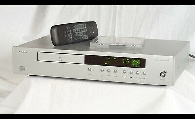 Arcam CD62  compact disc player - made in the UK