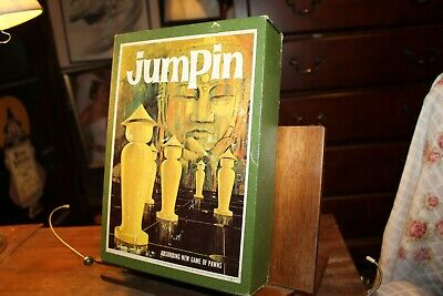Vintage 1964 Jumpin 3M Bookshelf Game