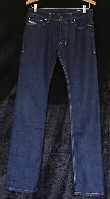 "Mens Boys Blue Jeans By DIESEL Safardo Denim 28"" 32"""