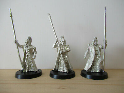 GW Citadel Lord of the Rings Lotr Guards of the Galadhrim Court Metal