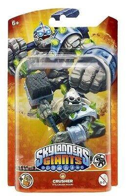 Skylanders Giants Crusher Swap Force Trap Team Superchargers imaginators